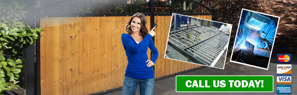 Gate Repair Edmonds, WA | 425-201-1991 | Rolling Gate